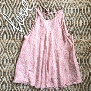Cloth & Stone Tie Back Tank